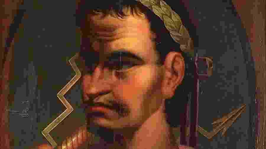 Calígula ficou para a História como um dos mais terríveis soberanos da Roma Antiga - GETTY IMAGES
