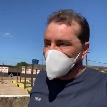 O prefeito de Porto Velho, Hildon Chaves - Divulgação