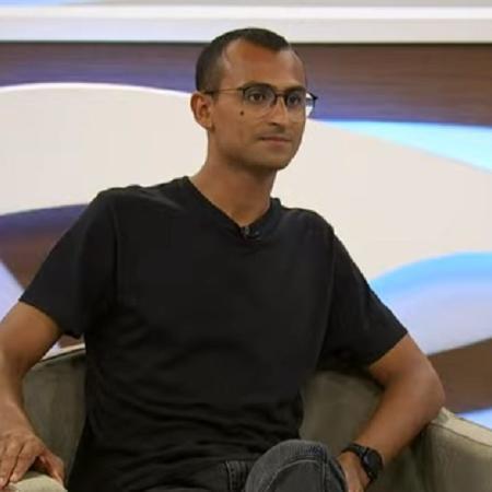 Edu Lyra, da Gerando Falcões, em entrevista ao programa Roda Viva - Reprodução/TV Cultua
