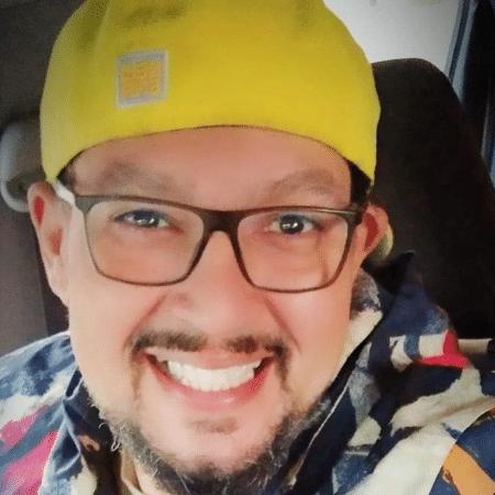 Otávio Frota, de 46 anos, foi atropelado por caminhoneiro que momentos antes havia batido na traseira de seu carro  - Reprodução/Facebook