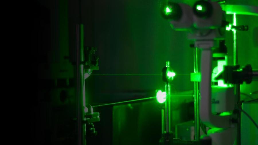 Trabalho foi liderado por pesquisadores do Laboratório de Nano-Espectroscopia da UFMG - Reprodução/ labns.com.br/ Laboratório de Nano-Espectroscopia