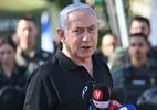 Conflito entre Israel e palestinos: Netanyahu diz que ataques a Gaza vão continuar