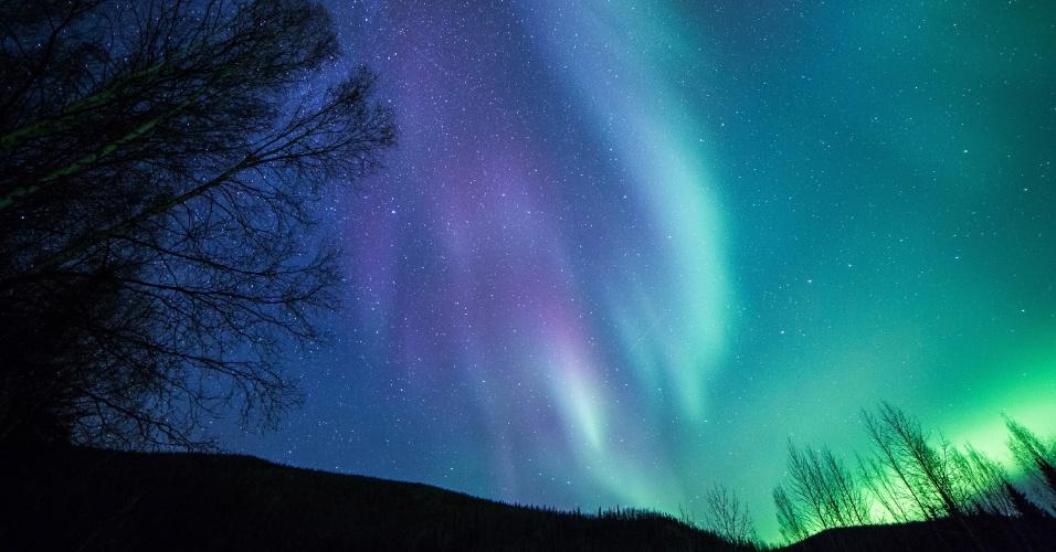6.out.2016 - Aurora boreal, ou