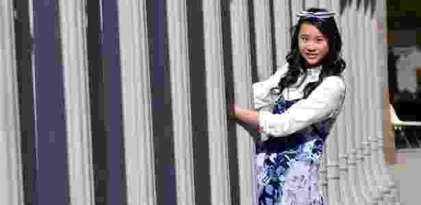 Cassandra Hsiao nasceu na Malásia e chegou aos EUA com cinco anos - Cassandra Hsiao