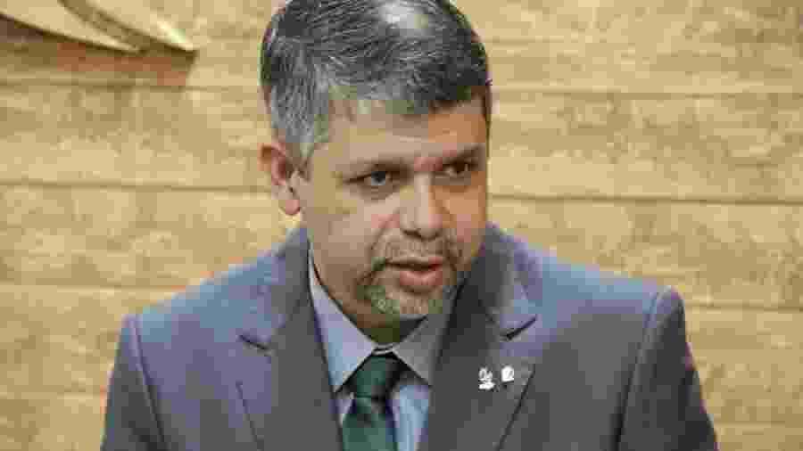 José Robalinho Cavalcanti, presidente da ANPR (Associação Nacional dos Procuradores da República) - 19.dez.2017 - Divulgação/ANPR
