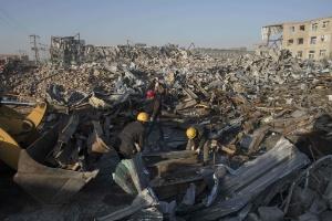 Opinião: O preço da urbanização caótica da China (Foto: Nicolas Asfouri/AFP Photo)