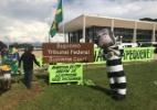 STF julga recurso de Lula para não ser preso após 2ª instância - Kleyton Amorim/UOL