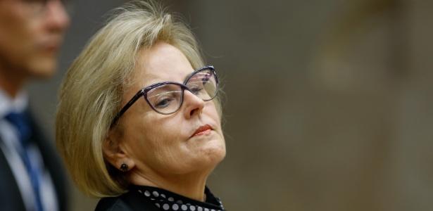 A ministra Rosa Weber votou contra pedido de habeas corpus de Lula