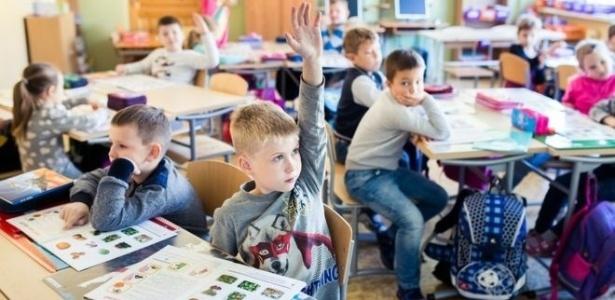 Ministra da Educação da Estônia diz que sucesso do país na área da educação se baseia em três pilares: acesso universal e gratuito, valorização da educação pela sociedade e autonomia para investimento no setor - Divulgação/Ministério da Educação da Estônia