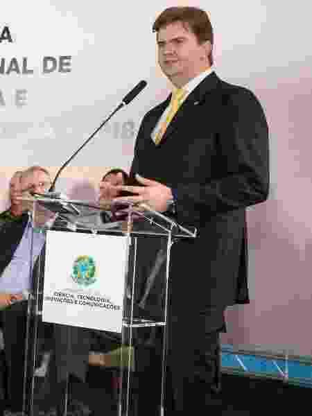 Gustavo Canuto, ministro do Desenvolvimento Regional - Ed Ferreira/Ministério da Integração