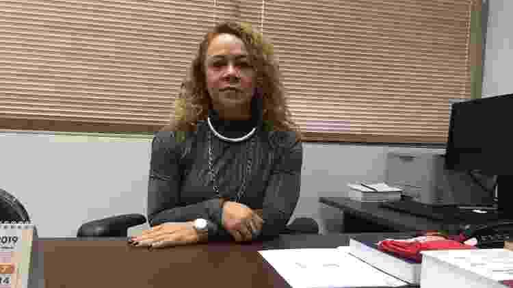 Juíza Luana Claudia de Albuquerque Campos, que atua na Vara de Execuções Penais no Acre - 23.ago.2019 - Luís Adorno/UOL