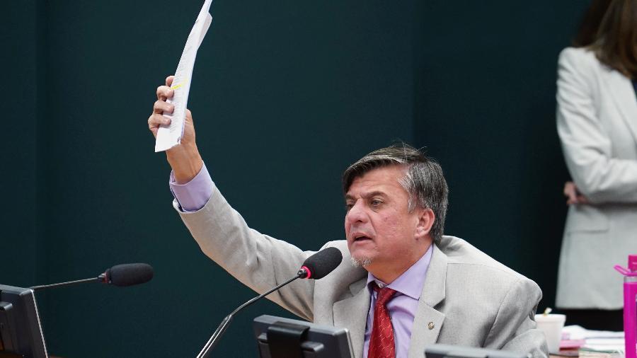 O deputado Boca Aberta (Pros-PR)  - Pablo Valadares/Câmara dos Deputados