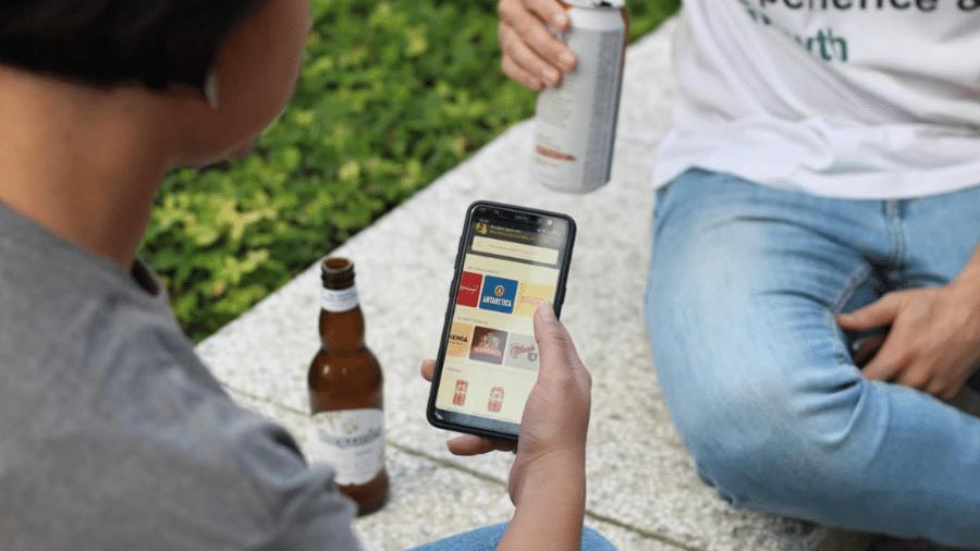 O Zé Delivery é o maior aplicativo de entregas de bebida no Brasil - Divulgação