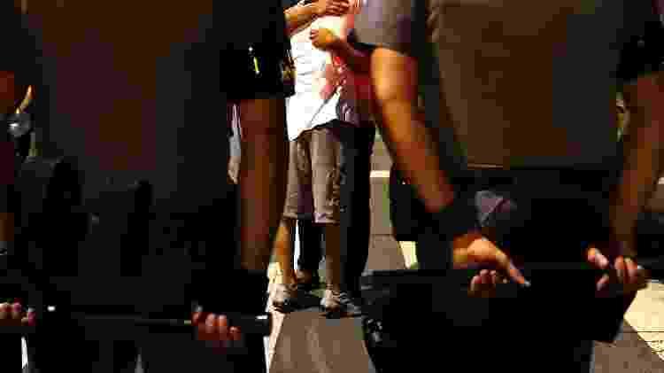 Em 2019, familiares realizaram protesto no dia 4 de dezembro - 04.dez.2019 - Marcelo Chello/CJPress/Estadão Conteúdo - 04.dez.2019 - Marcelo Chello/CJPress/Estadão Conteúdo