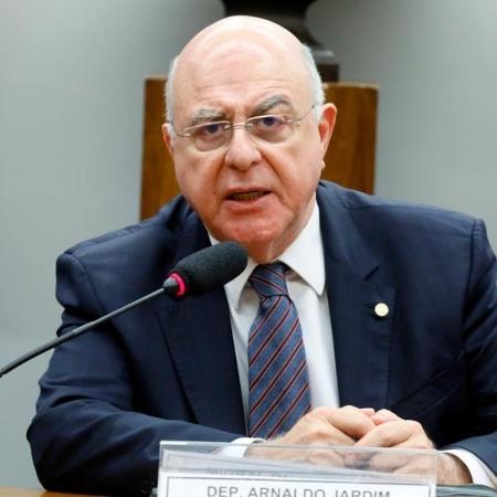 O relator do projeto de lei sobre o assunto na Câmara, deputado Arnaldo Jardim (Cidadania-SP) - Luis Macedo/Câmara dos Deputados