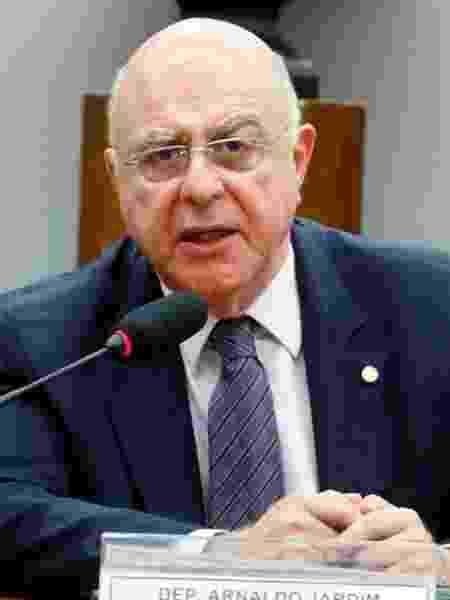 O líder do Cidadania na Câmara, Arnaldo Jardim - Luis Macedo/Câmara dos Deputados
