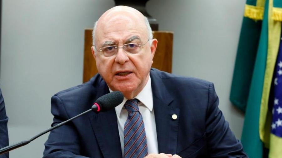 Jardim pretende apresentar o relatório entre o fim desta semana e o começo da próxima - Luis Macedo/Câmara dos Deputados