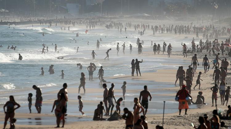 praia rio de janeiro - Ricardo Moraes - Ricardo Moraes