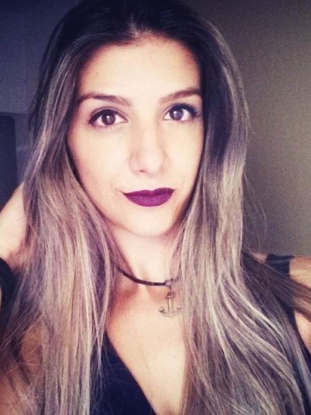 Andressa Serantoni - Reprodução/Facebook