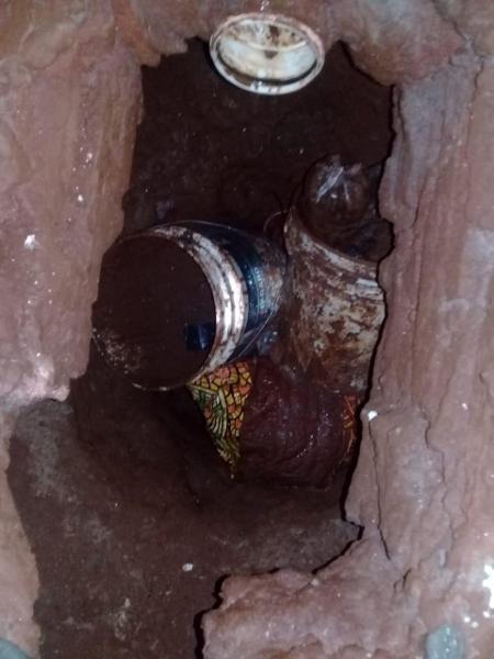 Agentes penitenciários encontram um novo túnel no presídio de Pedro Juan Caballero, de onde fugiram 75 membros do PCC em janeiro - Reprodução