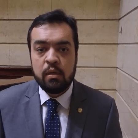 Cláudio Castro, governador do RJ - Reprodução de vídeo