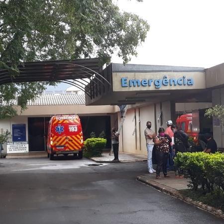 Na região de Chapecó, 181 pacientes aguardavam leitos de UTI - Hygino Vasconcellos/UOL