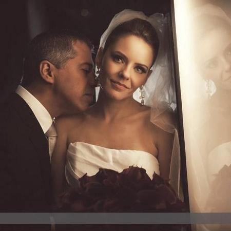 André e Lorenza eram casados há 17 anos - Arquivo Pessoal
