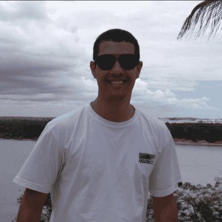 Jonatas Rodrigues, morador de Osasco que vai mudar de apartamento após reajuste do aluguel - Arquivo Pessoal - Arquivo Pessoal