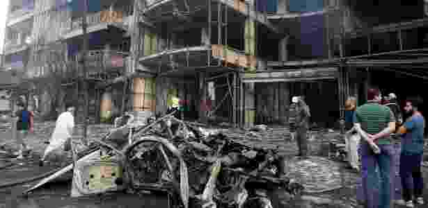 Terrorismo - Khalid al Mousily/Reuters - Khalid al Mousily/Reuters