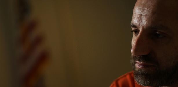 Blerim Skoro, que diz ter sido espião do governo dos EUA, é mantido preso