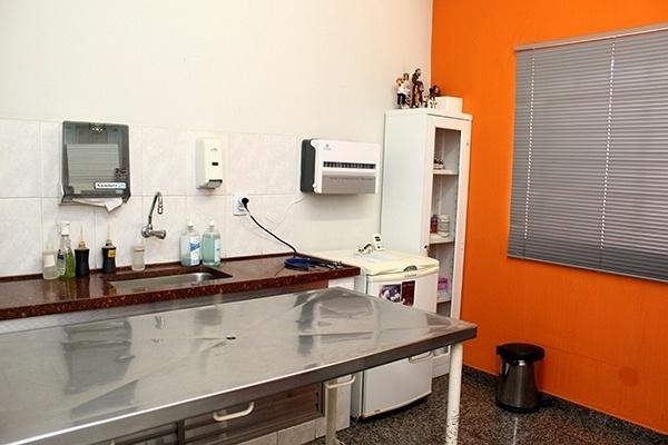 Consultorio da franquia Clinicão