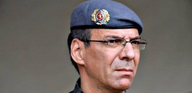 O coronel Nivaldo Restivo, que assume o comando da Polícia Militar de SP