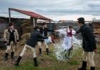 Primavera na Transilvânia: molhe ou seja molhado - Andrei Pungovschi/The New York Times