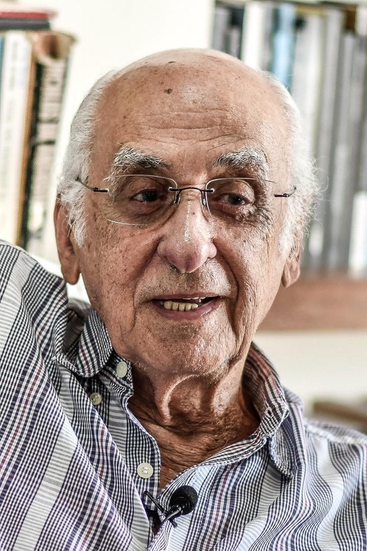 """""""Mais do que exemplo, geração de 1968 deve ser vista como lição"""", diz o jornalista e escritor Zuenir Ventura"""