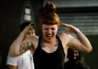 Onde o empoderamento da mulher significa o levantamento de peso - Laurel Golio/The New York Times