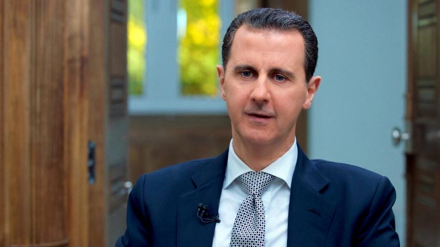 13.abr.2017 - O presidente sírio, Bashar al-Assad - SANA/REUTERS