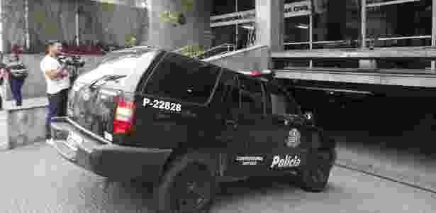29 policiais civis acusados pelo Ministério Público estão presos; um está foragido - Alex Silva/Estadão Conteúdo