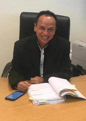 O juiz auxiliar Carlos Roberto Gomes de Oliveira Paula, 56, do TJ-MA