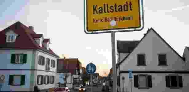 O povoado de Kallstadt, na Alemanha, tinha menos de 30 mil moradores quando a família Trump o deixou - Getty Images - Getty Images