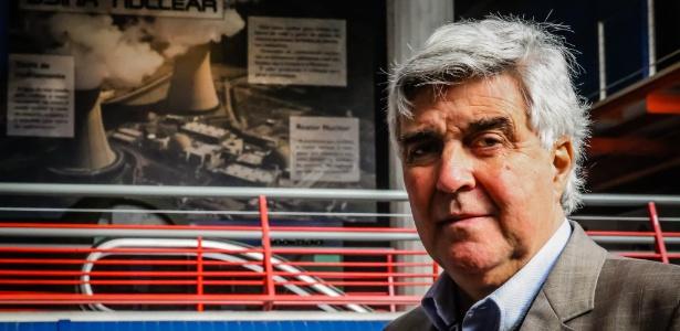 O sociólogo Abílio Neves, presidente da Capes, principal agência de fomento à ciência do país - Marcos Nagelstein/Folhapress