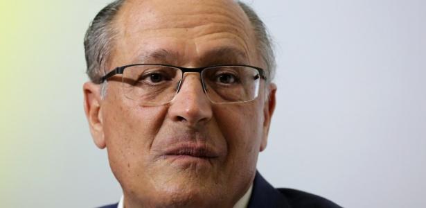 Geraldo Alckmin, candidato à Presidência pelo PSDB