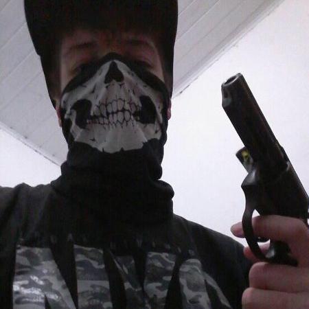 Guilherme Taucci de Monteiro, um dos atiradores da escola Escola Estadual Raul Brasil, em Suzano (SP) - Reprodução/Facebook