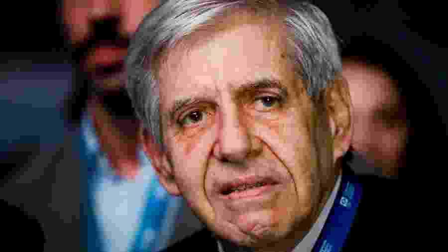 Chefe do GSI (Gabinete de Segurança Institucional), general Augusto Heleno - 13.abr.2019 - Aloísio Maurício/Fotoarena/Estadão Conteúdo