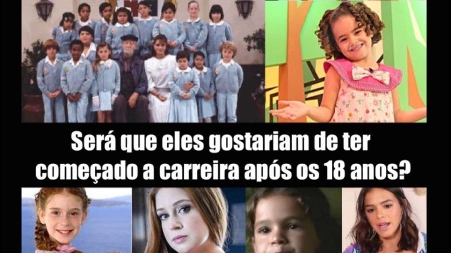 06.jul.2019 - Eduardo Bolsonaro faz postagem no Twitter em defesa do trabalho infantil - Reprodução/Twitter/@BolsonaroSP
