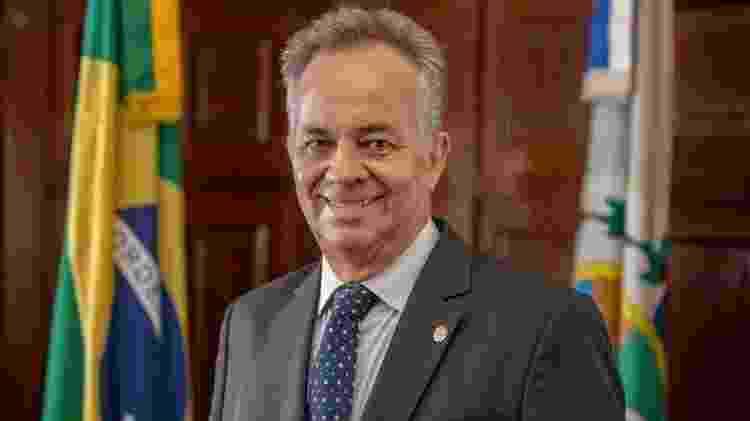 O deputado estadual Manoel Inácio Brazão (PR-RJ), também conhecido como Pedro Brazão - Alerj