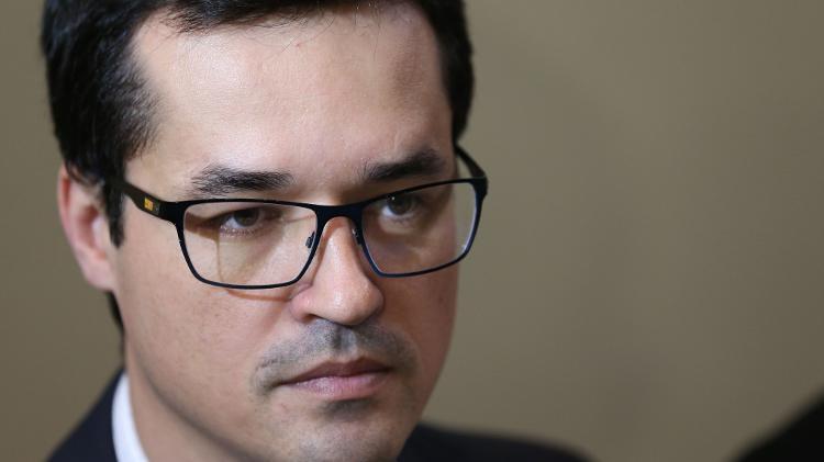Por conselho do MP | Deltan é punido com advertência por críticas ao Supremo