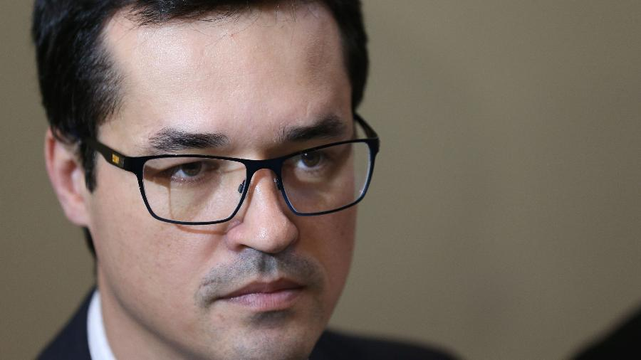 O procurador da República Deltan Dallagnol - Fabio Rodrigues Pozzebom/ Agência Brasil