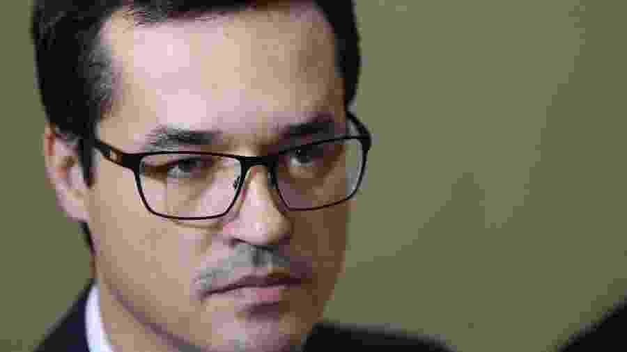 O procurador da República Deltan Dallagnol, coordenador da força-tarefa da Operação Lava Jato em Curitiba - Fabio Rodrigues Pozzebom/ Agência Brasil