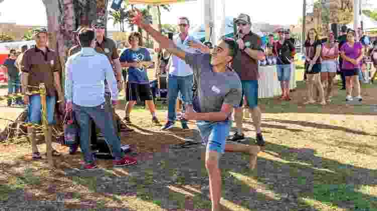 Torneio atraiu pessoas de várias idades em Foz do Iguaçu (PR) - Rubens Fraulini/Itaipu Binacional - Rubens Fraulini/Itaipu Binacional