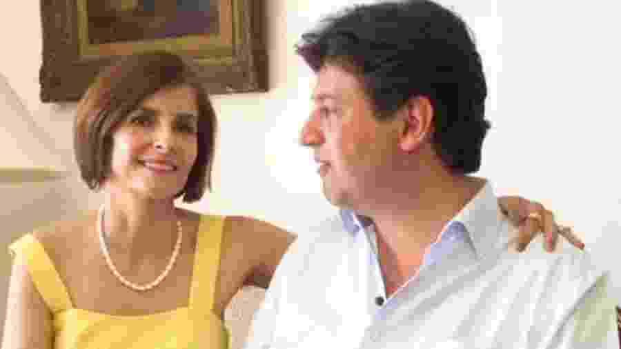 Terezinha Mandetta, esposa de Luiz Henrique Mandetta, ministro da Saúde - Reprodução Youtube